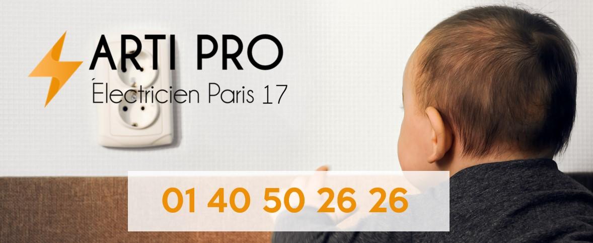 Arti Pro - Protection Electrique Paris 17